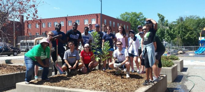 Give Back to the DC Community with Cavs Care in April