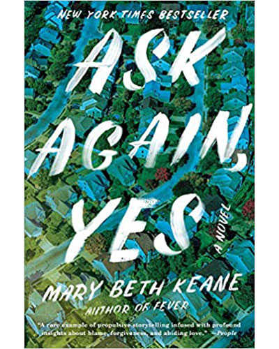 Cover of Ask Again Yes by Mary Elizabeth Keane