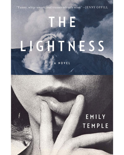 Cover of The Lightness by Emily Temple